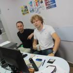 Денис Ларионов & Павел Войтов