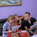Александра Машкетова & Виктория Юсупова & Алексей Ляхович